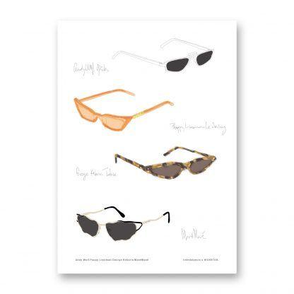 Model G - Tiny Sunglasses